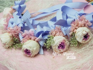 日本保鮮庭園玫瑰襟花
