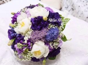 *荷蘭大牡丹新娘花球
